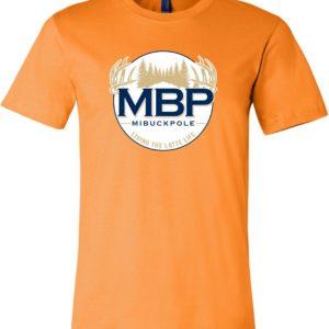 Orange Latte Life T-Shirt